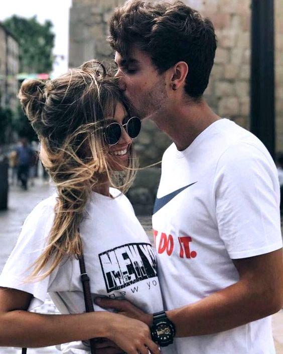 lęk, gdy zaczynasz z kimś chodzić jak przejść obok zwykłych randek